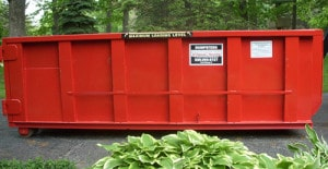 roll-off containers WI